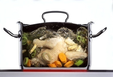 How to Boil Chicken